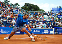 BARCELONA, SPAIN - APRIL 25:  ATP Barcelona Open Banc Sabadell at the Real Club de Tenis Barcelona on April 25, 2014 in Barcelona, Spain. (Photo by Manuel Queimadelos)