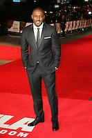Idris Elba, The Royal Film Performance; Mandela: Long Walk to Freedom, Odeon Leicester Square, London UK, 05 December 2013, Photo by Richard Goldschmidt