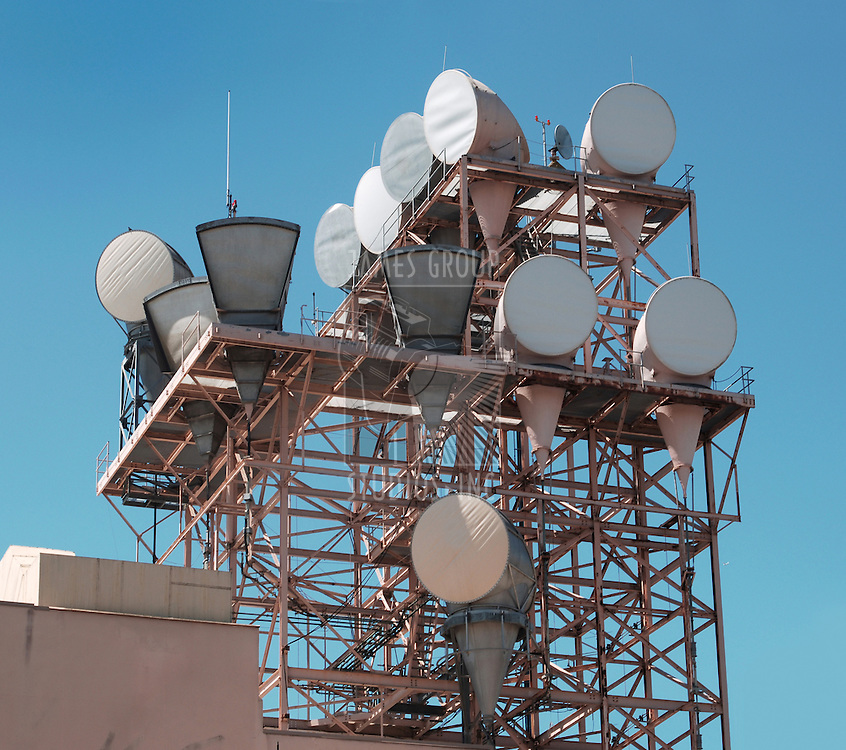 microwave communication antennas