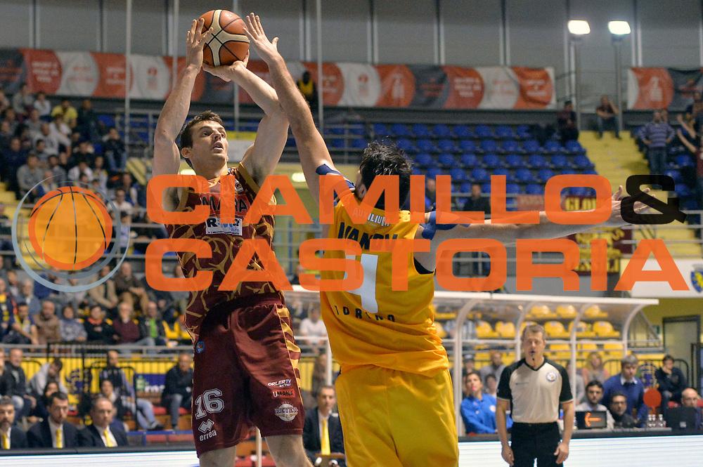 DESCRIZIONE : Torino Lega A 2015-2016 Manital Torino Umana Venezia<br /> GIOCATORE : Benjamin Ortner<br /> CATEGORIA : tiro<br /> SQUADRA : Umana Venezia<br /> EVENTO : Campionato Lega A 2015-2016<br /> GARA : Manital Torino Umana Venezia<br /> DATA : 18/10/2015<br /> SPORT : Pallacanestro<br /> AUTORE : Agenzia Ciamillo-Castoria/Max.Ceretti<br /> GALLERIA : Lega Basket A 2014-2015<br /> FOTONOTIZIA : Torino Lega A 2015-2016 Manital Torino Umana Venezia<br /> PREDEFINITA :