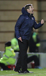 Bradford City's manager Phil Parkinson - Photo mandatory by-line: Mitchell Gunn/JMP - Mobile: 07966 386802 - 18/02/2015 - SPORT - Football - London - Brisbane Road - Leyton Orient v Bradford City - Sky Bet League One