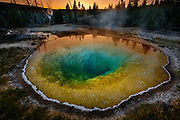 Yellowstone National Park July 21-23, 2019.