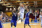 LIGNANO SABBIADORO, 11 LUGLIO 2015<br /> BASKET, EUROPEO MASCHILE UNDER 20<br /> ITALIA-FRANCIA<br /> NELLA FOTO: Gabriele Bennati<br /> FOTO FIBA EUROPE/CASTORIA