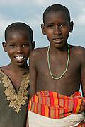 Samburu boys