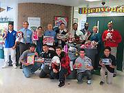 Sharpstown High School students, led by Mr. Gray and the Social Studies department, supplied some holiday cheer for the students at Bonham Elementary. More than 12 large bins were filled to capacity  in the toy drive.<br /> To submit photos for inclusion in eNews, send them to hisdphotos@yahoo.com.