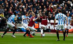 Michail Antonio of West Ham United - Mandatory by-line: Phil Chaplin/JMP - 16/03/2019 - FOOTBALL - London Stadium - London, England - West Ham United v Huddersfield Town - Premier League