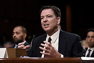 Washington: James Comey Testifies At Senate Hearing - 8 June 2017
