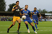 AFC Wimbledon v Cambridge United 180815