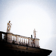 Terrazza a Roma<br /> Terrace in Rome