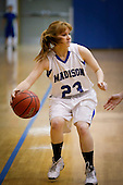 Madison Varsity Girls Basketball vs George Mason