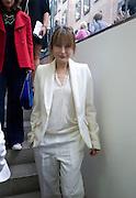 DAISY BATES, Tracey Emin opening. White Cube. Mason's Yard. London. 28 May 2009.