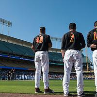 USC Baseball v UCLA: Dodger Stadium College Classic