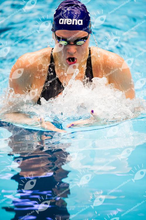 200m Breaststroke Women Preliminary<br /> LAUKKANEN Jenna Finland FIN<br /> XVII European Short Course Swimming Championships<br /> Herning - DEN Denmark Dic. 12-15 2013<br /> Day02 - Dec. 13 , 2013<br /> Photo G.Scala/Deepbluemedia/Inside