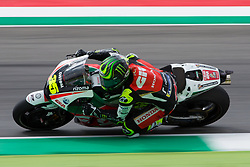 June 1, 2018 - Mugello, FI, Italy - Cal Crutchlow of LCR Honda Castrol during the Free Practice 1 of the Oakley Grand Prix of Italy, at International  Circuit of Mugello, on June 01, 2018 in Mugello, Italy  (Credit Image: © Danilo Di Giovanni/NurPhoto via ZUMA Press)
