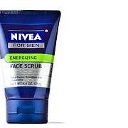 Nivea for Men Energizing Face Scrub