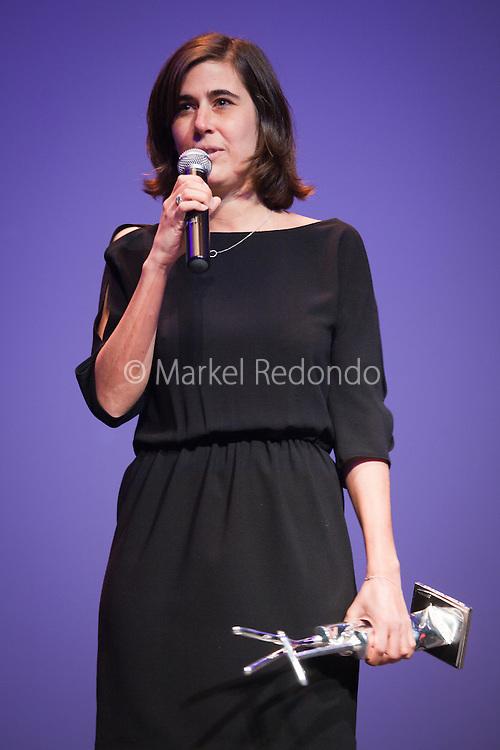 Amelie Saillez, réalisateur de Le Royaume de monsieur Edhi.