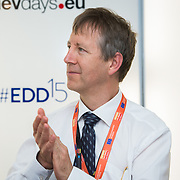 03 June 2015 - Belgium - Brussels - European Development Days - EDD - Food - Smallholder farmers powering global development - Jean-Pierre Halkin<br /> Head of Unit for Rural Development, Food Security, Nutrition, Directorate-General for Development and Cooperation &ndash; EuropeAid &copy; European Union