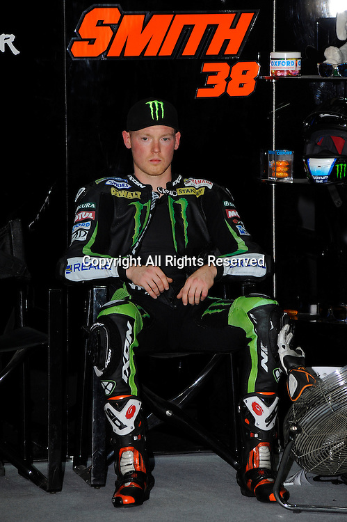 19.03.2016. Losail International Circuit, Doha, Qatar.Commercial Bank Grand Prix of Qatar. Bradley Smith (Monster Yamaha tech 3)  during the qualifying sessions.