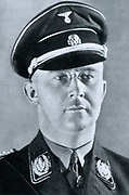 Heinrich Luitpold Himmler (1900?1945) high-ranking German Nazi politician and head of the Schutzstaffel (SS). Throughout much of World War II he was the second-most powerful man in Nazi Germany, having displaced Hermann Göring. As Reichsführer-SS he overs