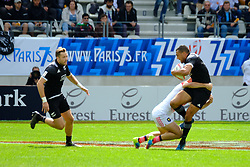 May 14, 2017 - Paris, France - LOPU LOPU of New Zealand team During the match against France of HSBC World Rugby Sevens Series at Jean Bouin stadium of Paris France.New Zealand beat France 14-0 (Credit Image: © Pierre Stevenin via ZUMA Wire)
