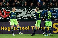 Onderwerp/Subject: Ajax - Eredivisie<br /> Reklame:  <br /> Club/Team/Country: <br /> Seizoen/Season: 2012/2013<br /> FOTO/PHOTO: Niklas MOISANDER (L) of Ajax celebrating his goal with Christian ERIKSEN ( Christian Dannemann ERIKSEN ) (R) of Ajax and Jody LUKOKI (RR) of Ajax. (Photo by PICS UNITED)<br /> <br /> Trefwoorden/Keywords: <br /> #02 $94 ±1342782825903<br /> Photo- & Copyrights © PICS UNITED <br /> P.O. Box 7164 - 5605 BE  EINDHOVEN (THE NETHERLANDS) <br /> Phone +31 (0)40 296 28 00 <br /> Fax +31 (0) 40 248 47 43 <br /> http://www.pics-united.com <br /> e-mail : sales@pics-united.com (If you would like to raise any issues regarding any aspects of products / service of PICS UNITED) or <br /> e-mail : sales@pics-united.com   <br /> <br /> ATTENTIE: <br /> Publicatie ook bij aanbieding door derden is slechts toegestaan na verkregen toestemming van Pics United. <br /> VOLLEDIGE NAAMSVERMELDING IS VERPLICHT! (© PICS UNITED/Naam Fotograaf, zie veld 4 van de bestandsinfo 'credits') <br /> ATTENTION:  <br /> © Pics United. Reproduction/publication of this photo by any parties is only permitted after authorisation is sought and obtained from  PICS UNITED- THE NETHERLANDS