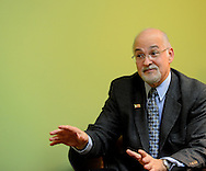Dr. Marc Duome, Republican candidate for Pennsylvania's Eighth District speaks about his campaign Friday January 15, 2016 at his office in Middletown, Pennsylvania. (Photo by William Thomas Cain)