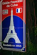Restaurante Union Francesa de Cuba, Havana Vedado, Cuba.