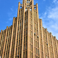 Manchester Unity Building in Melbourne, Australia <br />