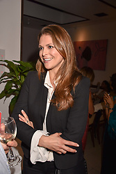 HRH Princess Madeleine of Sweden at The Calling: Heal Ourselves Heal Our Planet held at San Lorenzo, 22 Beauchamp Place, London England. 28 March 2017.