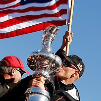 34th America's Cup San Francisco 2013