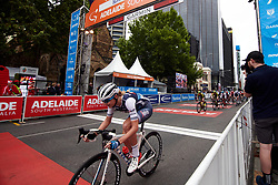 Anna Plichta (POL) during Stage 4 of 2020 Santos Women's Tour Down Under, a 42.5 km road race in Adelaide, Australia on January 19, 2020. Photo by Sean Robinson/velofocus.com