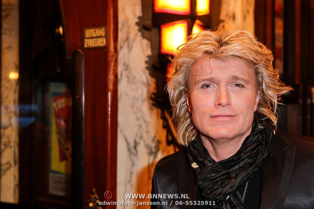 NLD/Amsterdam/20120123 - Premiere Black Out, Hans Klok
