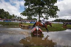 Klimke Ingrid, GER, Horseware Hale Bob<br /> CCI *** Luhmuhlen 2017<br /> © Dirk Caremans<br /> Klimke Ingrid, GER, Horseware Hale Bob