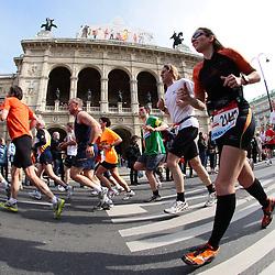 20100418: AUT, Vienna City Marathon 2010
