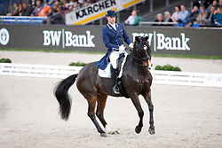 Wilton, Spencer (GBR) Super Nova II<br /> Stuttgart - German Masters 2016<br /> © www.sportfotos-lafrentz.de
