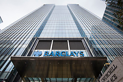 File photo dated 23/11/16 of the headquarters of Barclays bank which has been charged by the Serious Fraud Office after its investigation into the bank's emergency fundraising during the financial crisis.