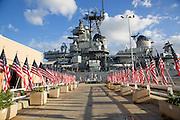 USS Missouri Memorial, Ford Island, Pearl Harbor, Oahu, Hawaii