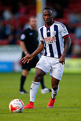 Saido Berahino of West Brom in action - Mandatory byline: Rogan Thomson/JMP - 07966 386802 - 28/07/2015 - SPORT - Football - Walsall, England - Besot Stadium - Walsall v West Bromwich Albion - 2015/16 Pre Season Friendly.