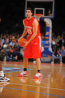 Ohio State guard Jon Diebler #33 during the 2K Sports Classic at Madison Square Garden. (Mandatory Credit: Delane B. Rouse/Delane Rouse Photography)