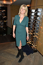 RACHEL JOHNSON at the 3rd birthday party for Spectator Life magazine hosted by Andrew Neil and Olivia Cole held at the Belgraves Hotel, 20 Chesham Place, London on 31st March 2015.