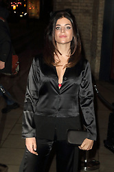 February 18, 2019 - London, United Kingdom - Julia Restoin-Roitfeld at the Naked Heart Foundation's Fabulous Fund Fair at the Roundhouse, Chalk Farm (Credit Image: © Keith Mayhew/SOPA Images via ZUMA Wire)