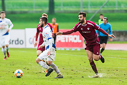 Football match between NK Triglav Kranj and NK Celje, on May 12, 2019 in Sport center Kranj, Kranj, Slovenia. Photo by Peter Podobnik / Sportida