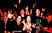 """Cradle Of Filth"" fans, UK 2000's"