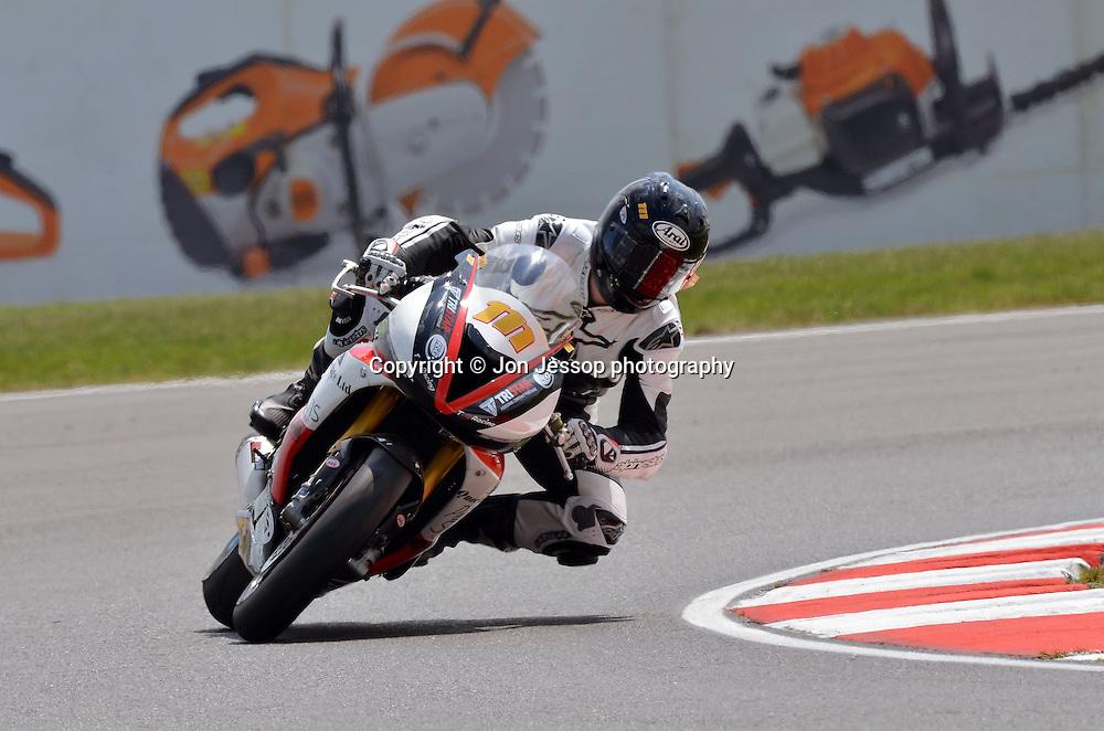 #111 Scott Pitchers - Team SP Racing Triumph Triple T3