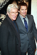 2 March 2010 New York, NY- l to r: Richard Gere and Ethan Hawke at Premiere of Overture Films' ' Brooklyn's Finest ' held at AMC Loews Lincoln Square Theatre on March 2, 2010 in New York City.