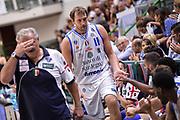 DESCRIZIONE : Trofeo Meridiana Dinamo Banco di Sardegna Sassari - Olimpiacos Piraeus Pireo<br /> GIOCATORE : Denis Marconato<br /> CATEGORIA : Fair Play Panchina Sostituzione Cambio<br /> SQUADRA : Dinamo Banco di Sardegna Sassari<br /> EVENTO : Trofeo Meridiana <br /> GARA : Dinamo Banco di Sardegna Sassari - Olimpiacos Piraeus Pireo Trofeo Meridiana<br /> DATA : 16/09/2015<br /> SPORT : Pallacanestro <br /> AUTORE : Agenzia Ciamillo-Castoria/L.Canu