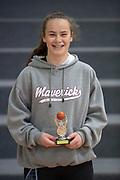 Eastern Mavericks u14 Girls Div 1 Best Team Player Scarlett Cocks