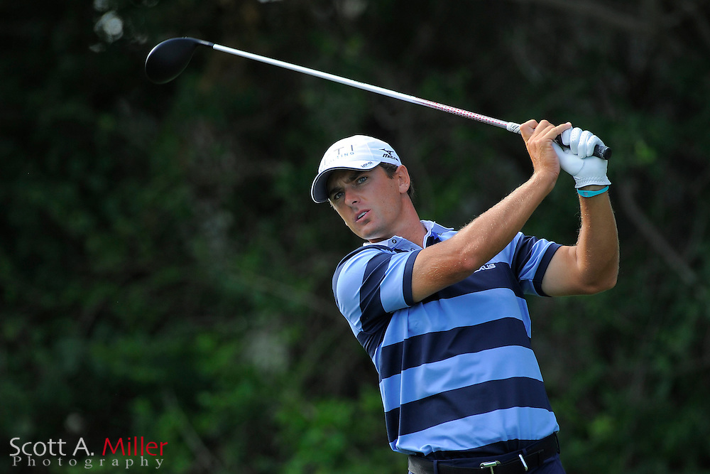 Charles Howell III during the second round of the Honda Classic at PGA National on March 2, 2012 in Palm Beach Gardens, Fla. ..©2012 Scott A. Miller.