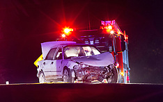 Tauranga-Person seriously injured after car rolls, Whakamarama