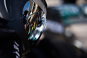 October 19-22, 2017: United States Grand Prix. Mercedes F1 mechanic